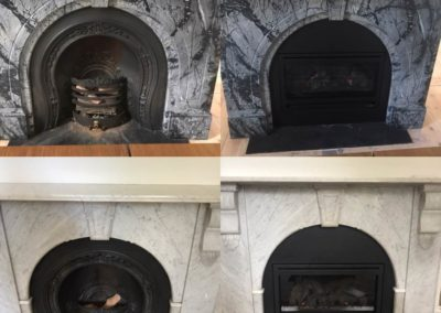 Gas Log Fire Installations Toorak
